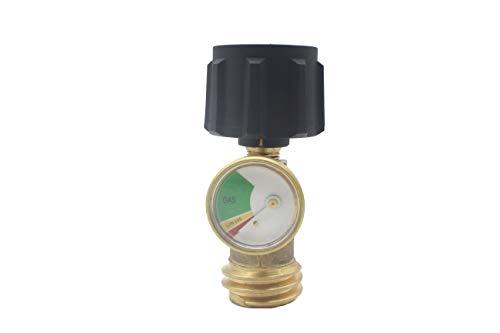 Unifit - Indicador de nivel de depósito de propano, detector de fugas de...