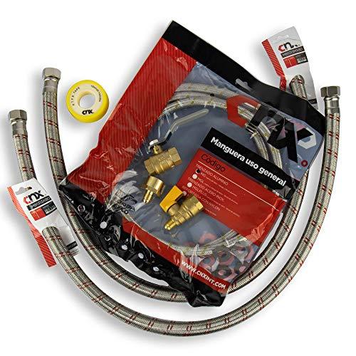 Kit de Instalación para Boiler de paso, Todo lo necesario para instalar un...