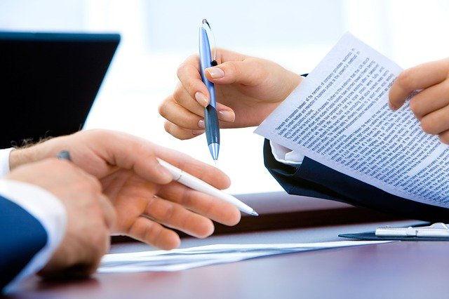 firmar contrato por servicio de gas natural