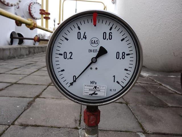 medidor de gas para tanque estacionario