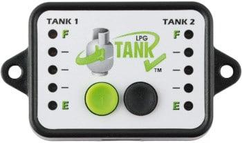 sensor dual monitor de gas bluetooth