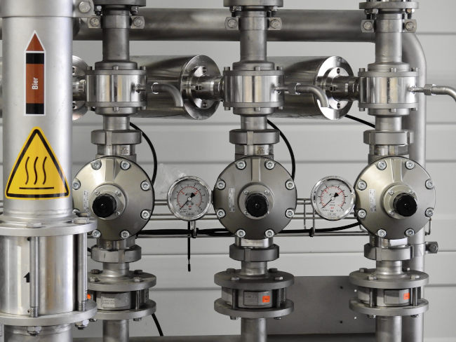 servicio de distribucion de gas natural